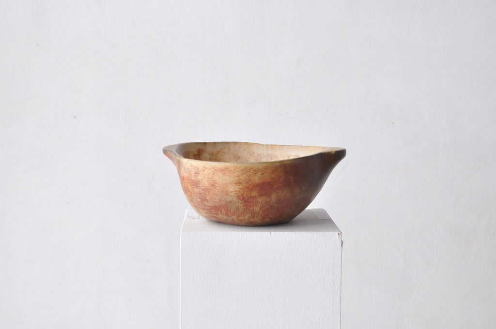 ORIGINAL PAINTED ROOT BOWL