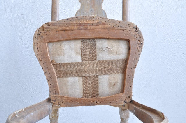 "ROCOCO CHAIR c1760 ""ON HOLD"""