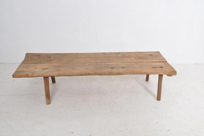 PRIMITIVE COFFEE TABLE