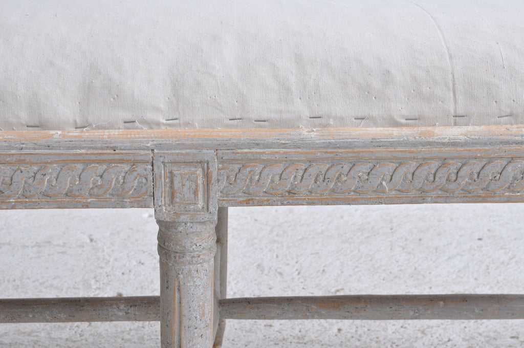 "GUSTAVIAN BENCH ""ON HOLD"""