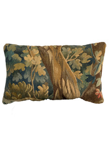 "ANTIQUE TAPESTRY PILLOW ""ON HOLD"""