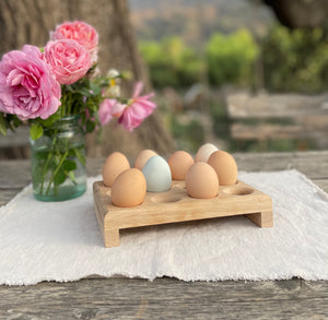 Patina Farm Fresh Egg Holder