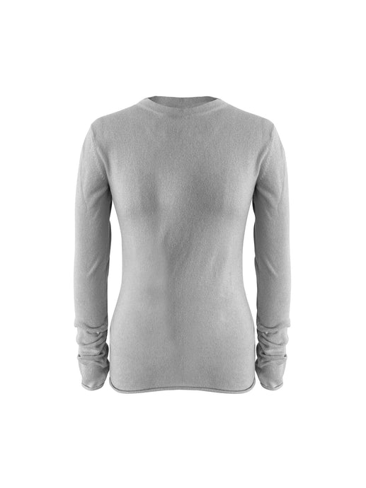 Silver Cashmere Tee