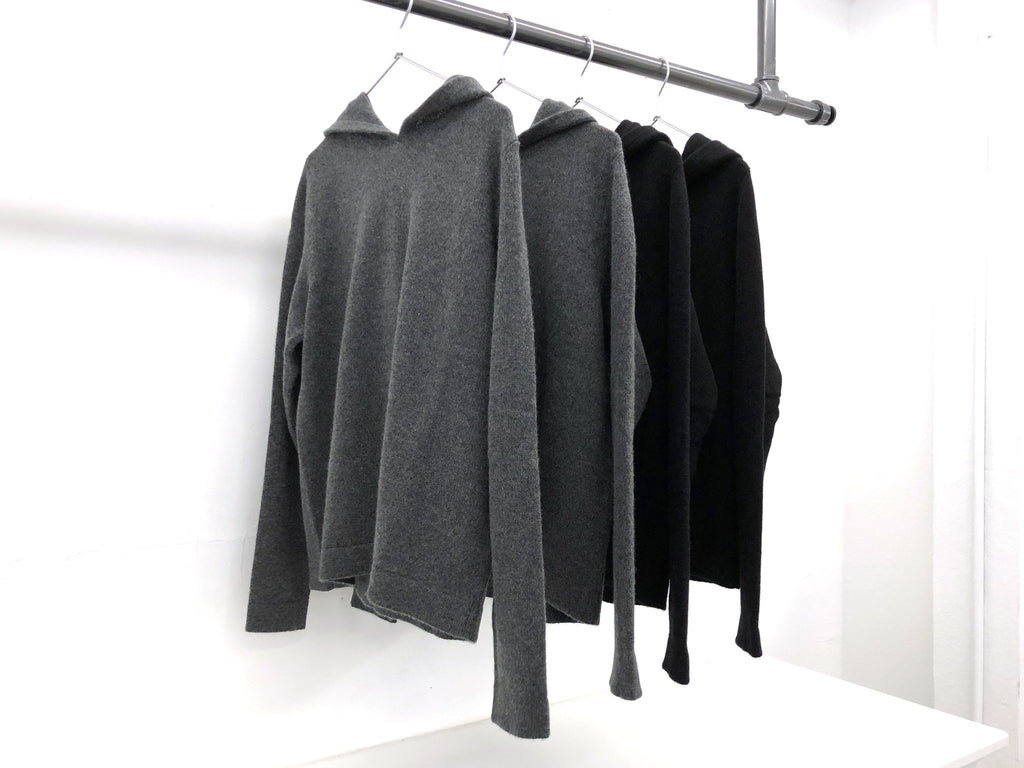 MENS CASHMERE HOODIE