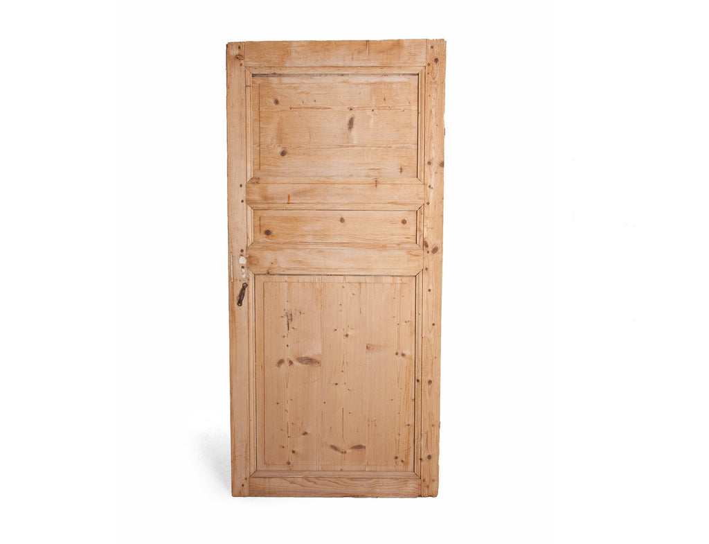 PANELED DOOR FROM FRANCE