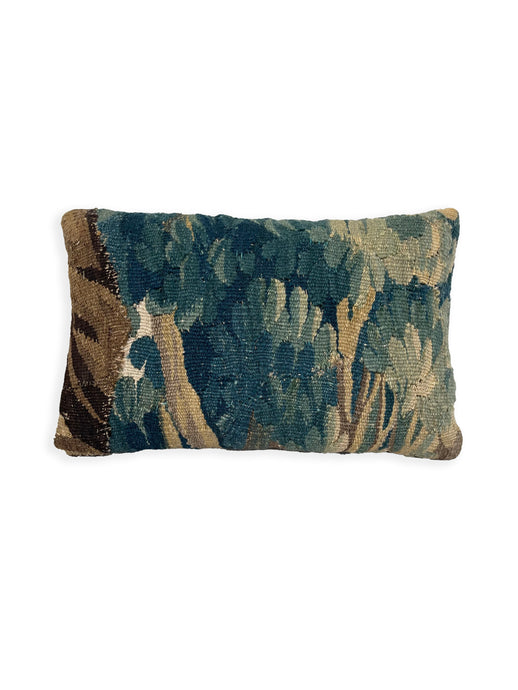 ANTIQUE TAPESTRY PILLOW