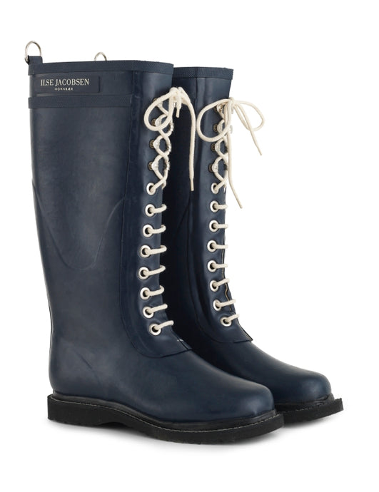 Rubber Boots (Navy)