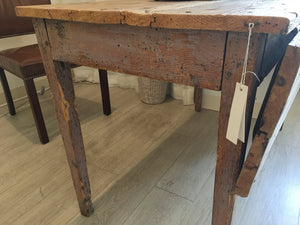 SWEDISH DROP LEAF TABLE