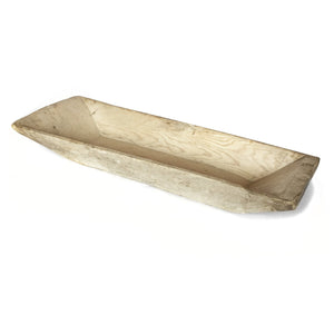 WOOD TROUGH
