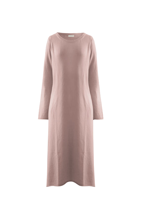 Blush Cashmere Dress