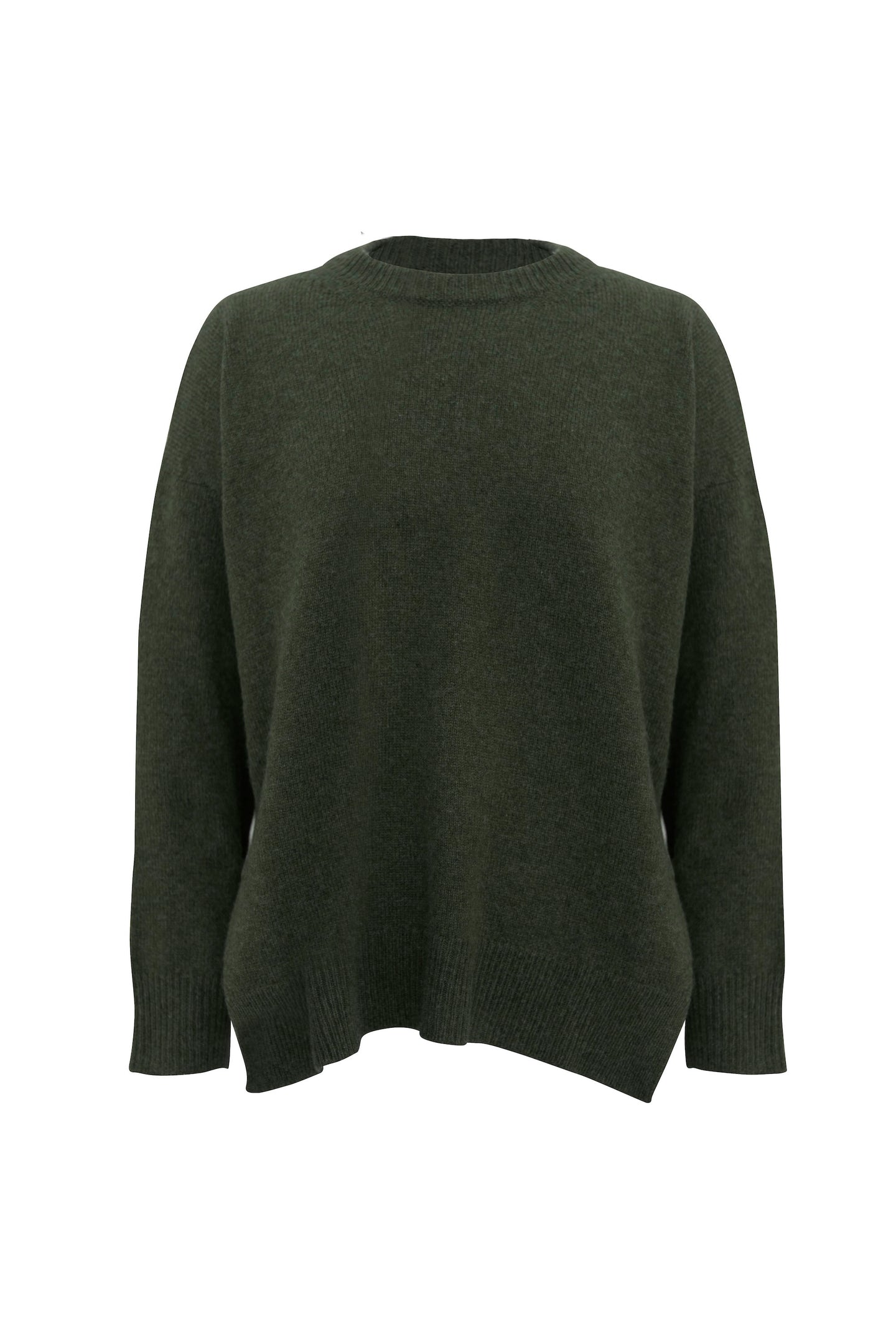 Dark Sage Farm Sweater