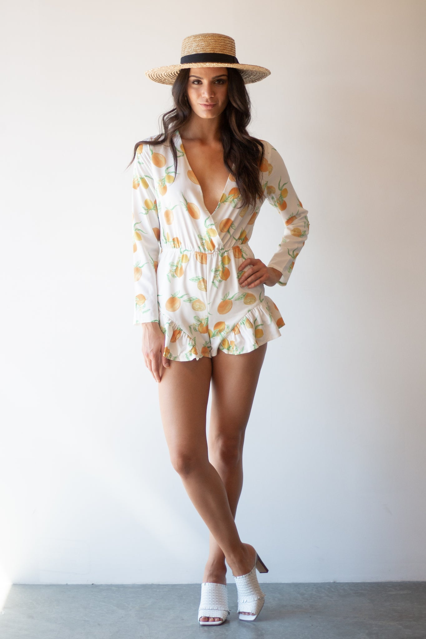 LIMONCELLO PLAYSUIT