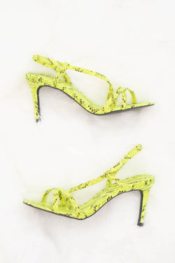 Meant To Be Neon Heels