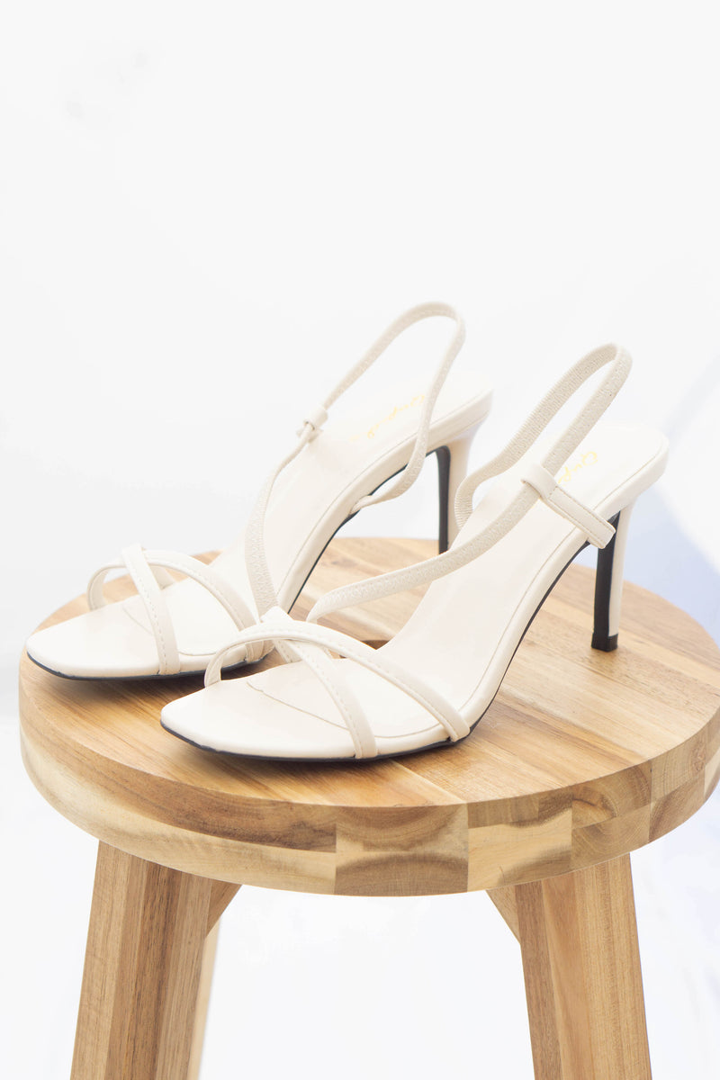 You Say Ivory Heels