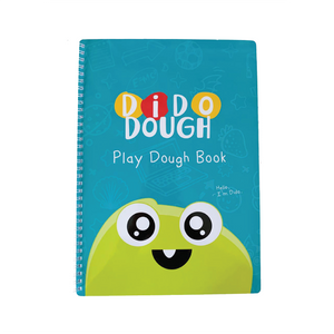 Play Dough Book By Dido Dough