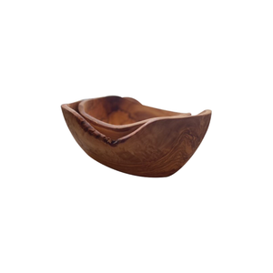 Olive Wood Salad & Fruit Bowl