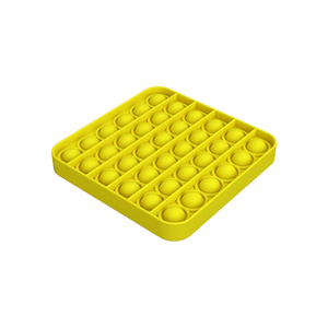Pop It Fidget Toy - Square Shaped