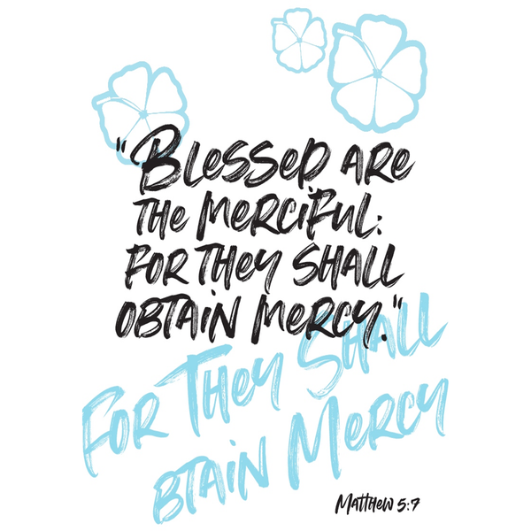 Blessed are the merciful: - 19 - MikalaLei Hawaiian Styling