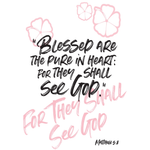 Blessed are the pure in heart - 20 - MikalaLei Hawaiian Styling