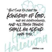 Bible Verses - MikalaLei Hawaiian Styling