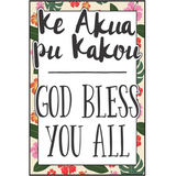 God Bless - MikalaLei Hawaiian Styling