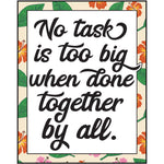 No Task is too big - MikalaLei Hawaiian Styling