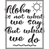 Aloha is what we do - MikalaLei Hawaiian Styling