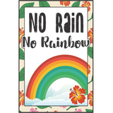 No Rain No Rainbow - MikalaLei Hawaiian Styling