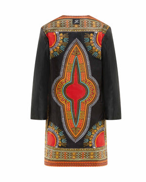 Addis Ababa Coat - Noir