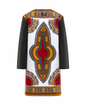 Addis Ababa Coat - Snow