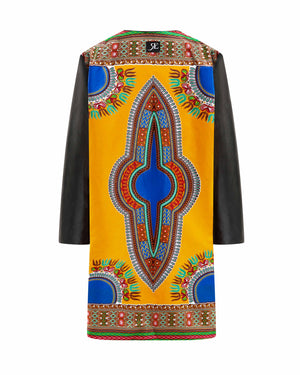Makeba Coat - Sunflower