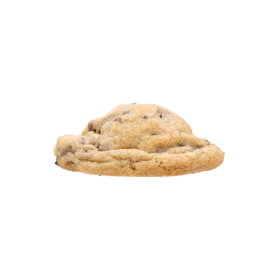 1/2 Fred 1/2 Chocolate Chip (4 Cookies)
