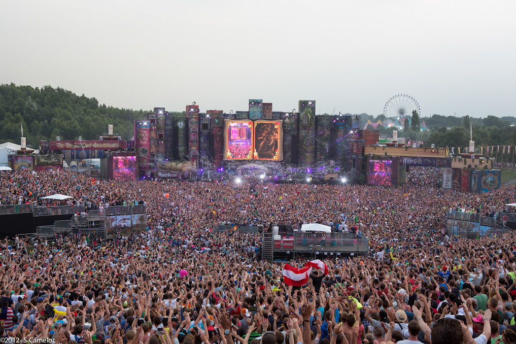 tomorrowland 2012 mainstage