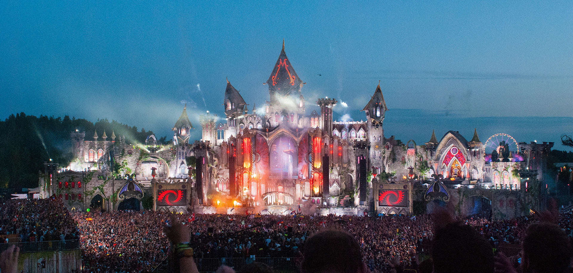 Tomorrowland 2015 Kingdom of Melodia