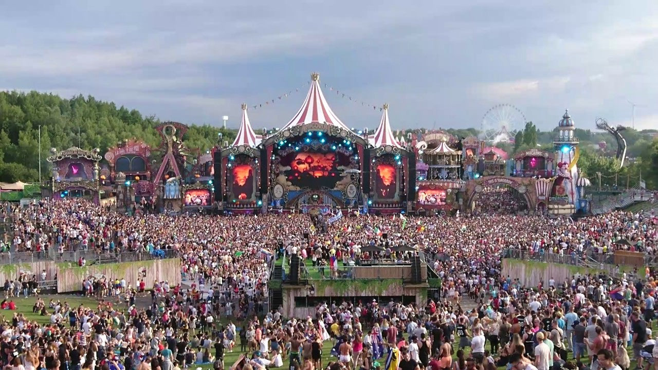 tomorrowland 2017 mainstage