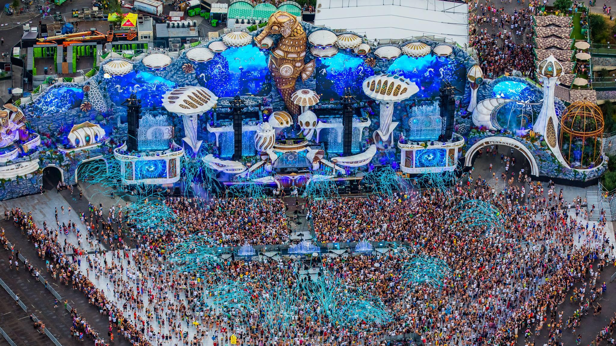 tomorrowland 2018 mainstage