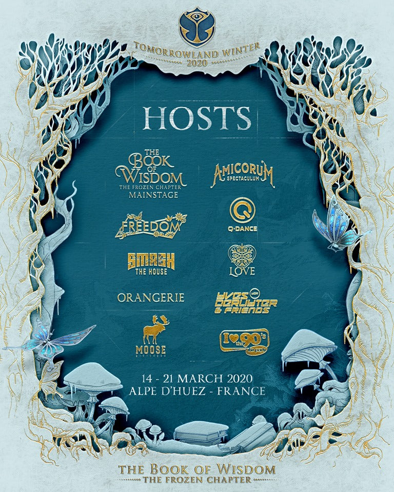 tomorrowland winter stage host