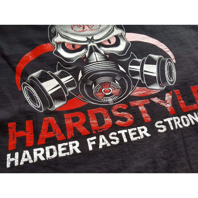 T-Shirt Hardstyle Harder Faster Stronger | Festival Gear