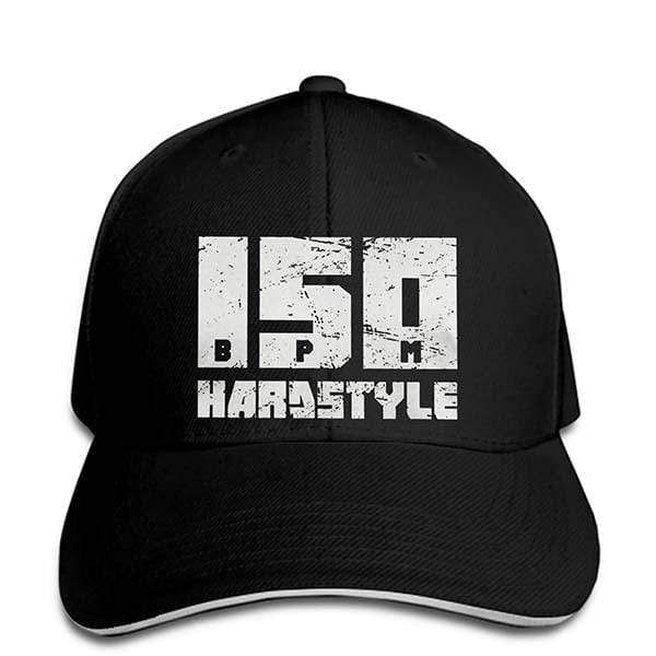 Casquette Hardstyle <br/> 150 BPM