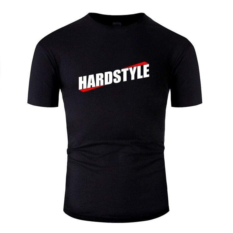 T-Shirt Hardstyle <br/> Musculation