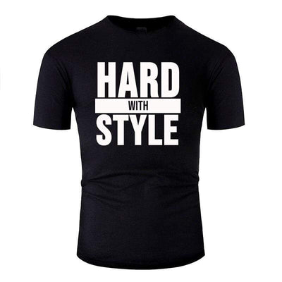 T-Shirt Hard with Style Homme / S