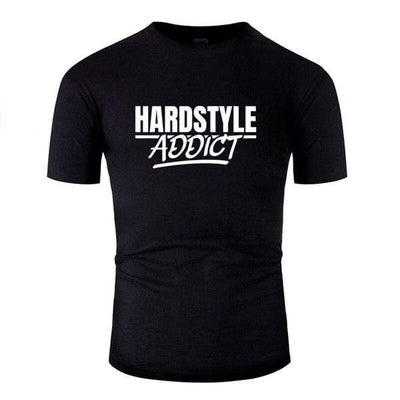 T-Shirt Hardstyle Addict S / Homme