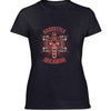 T-Shirt Hardstyle our church Femme / S