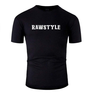 T-Shirt Raw Musculation Homme / S