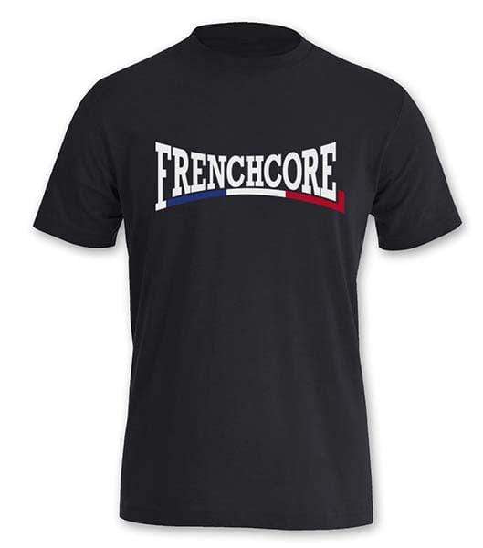 Tee Shirt Frenchcore France Homme / S
