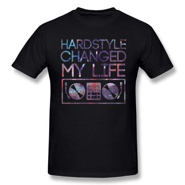 T-Shirt Hardstyle <br/> Changed my Life