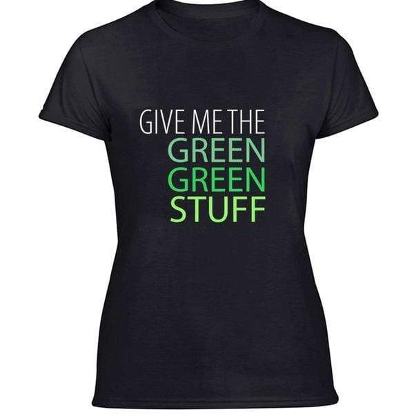 T-Shirt Hardstyle <br/> Green Stuff
