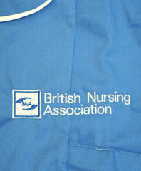 BNA Ladies Uniform in Blue