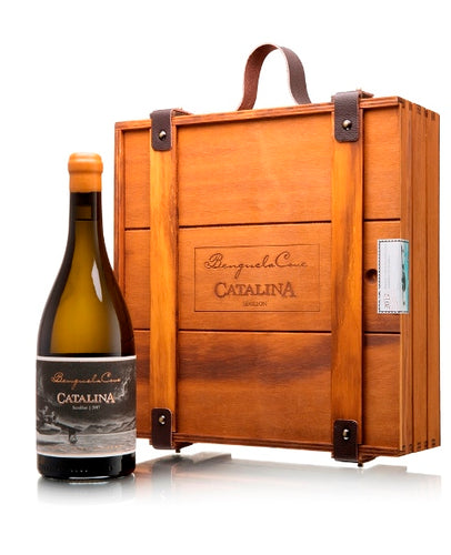 Benguela Cove Catalina Semillon 2017 | Gift Set