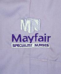Mayfair Specialist Nursing Mens Uniform